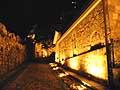 Beogradska tvrđava i Kalemegdan Kalemegdan-at-night1m